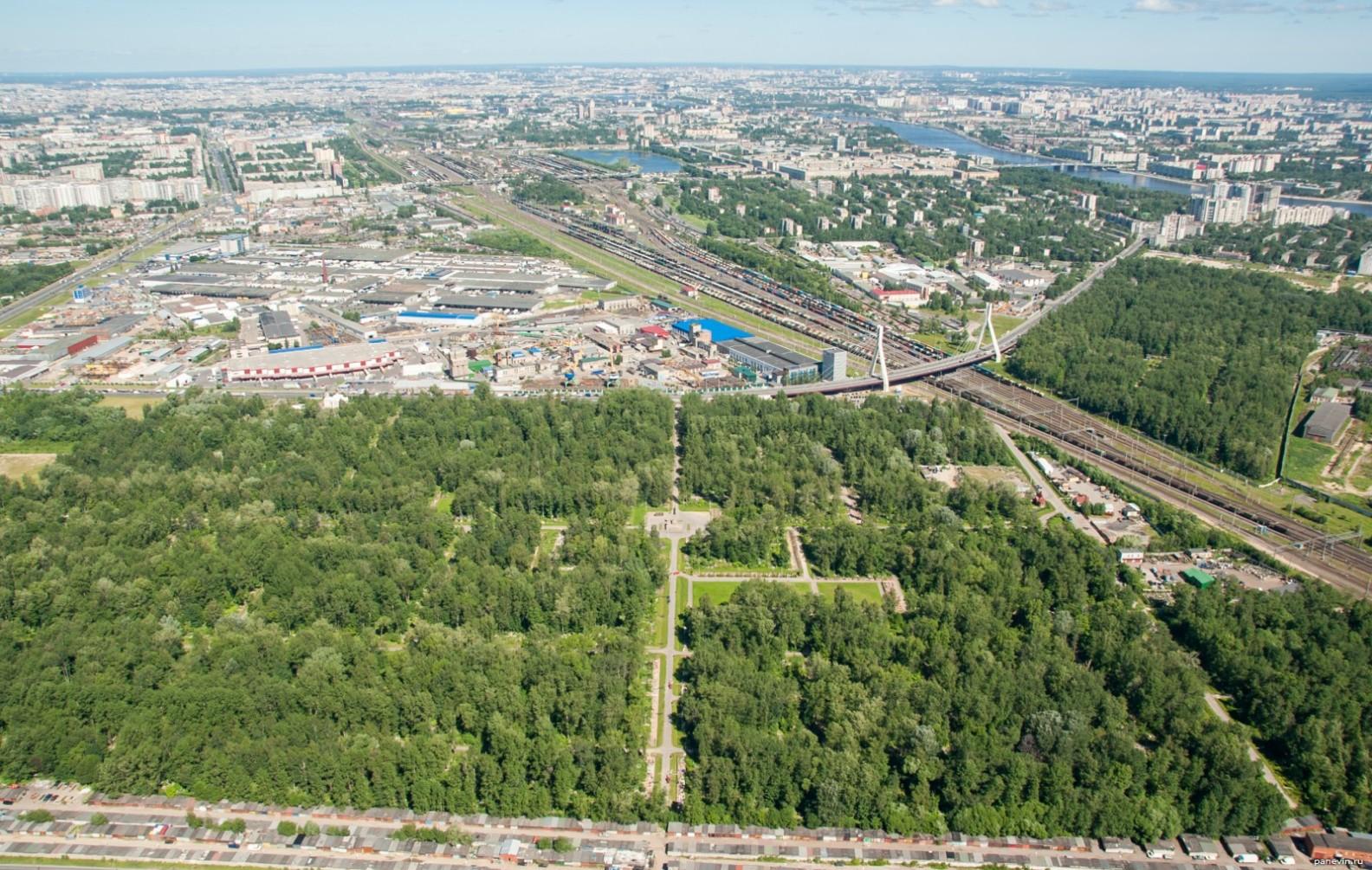 Адрес Преображенского кладбища 9 января в Санкт-Петербурге