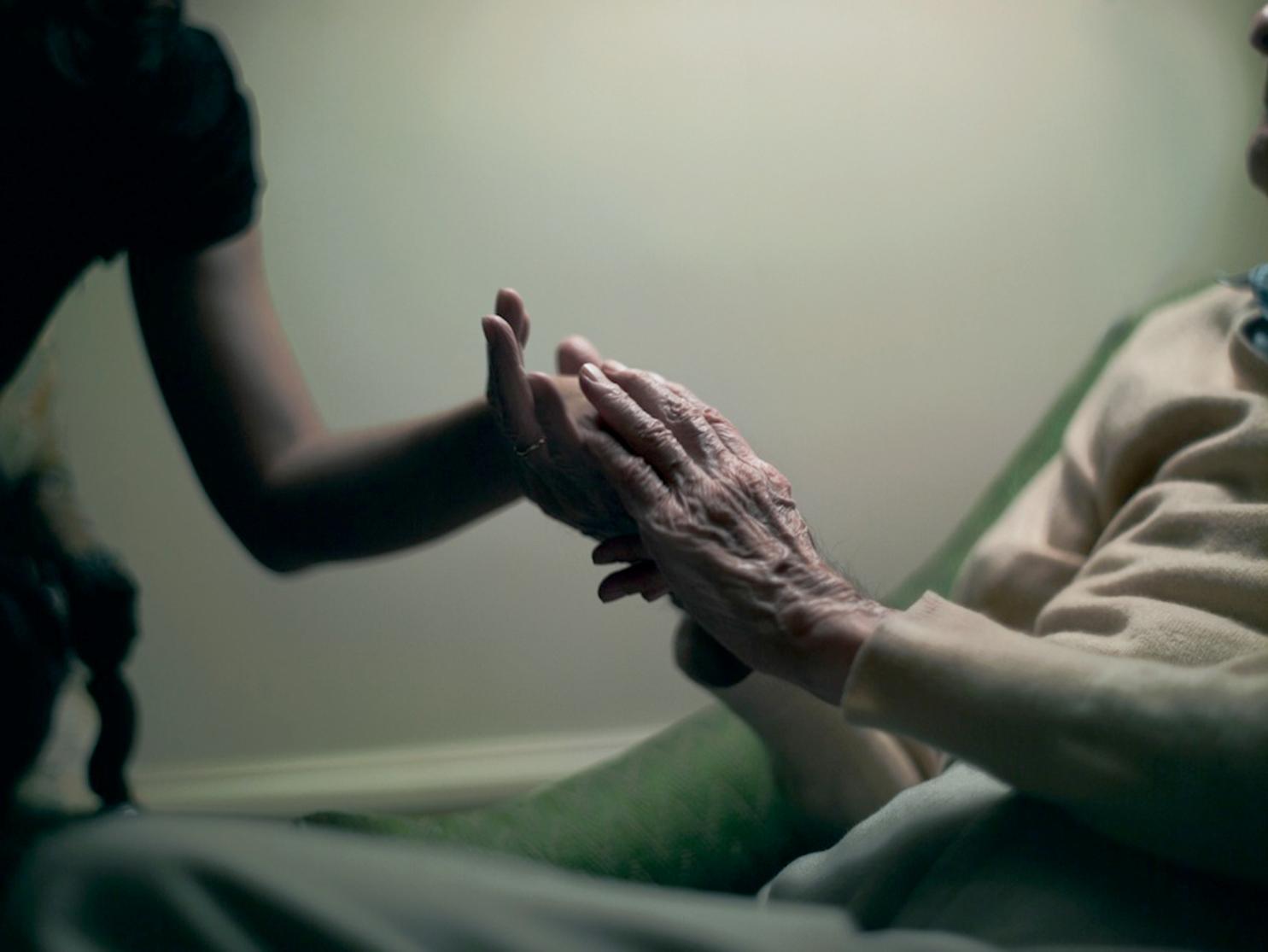 В случае смерти в больнице