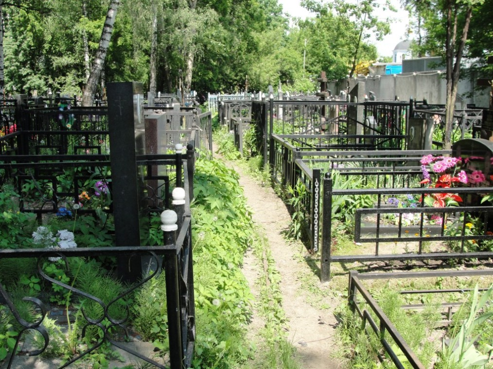 Поминки в Кировском районе