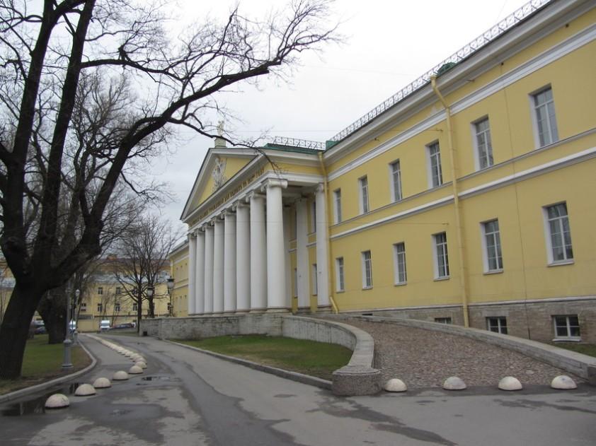 Больницы Санкт-Петербурга по районам