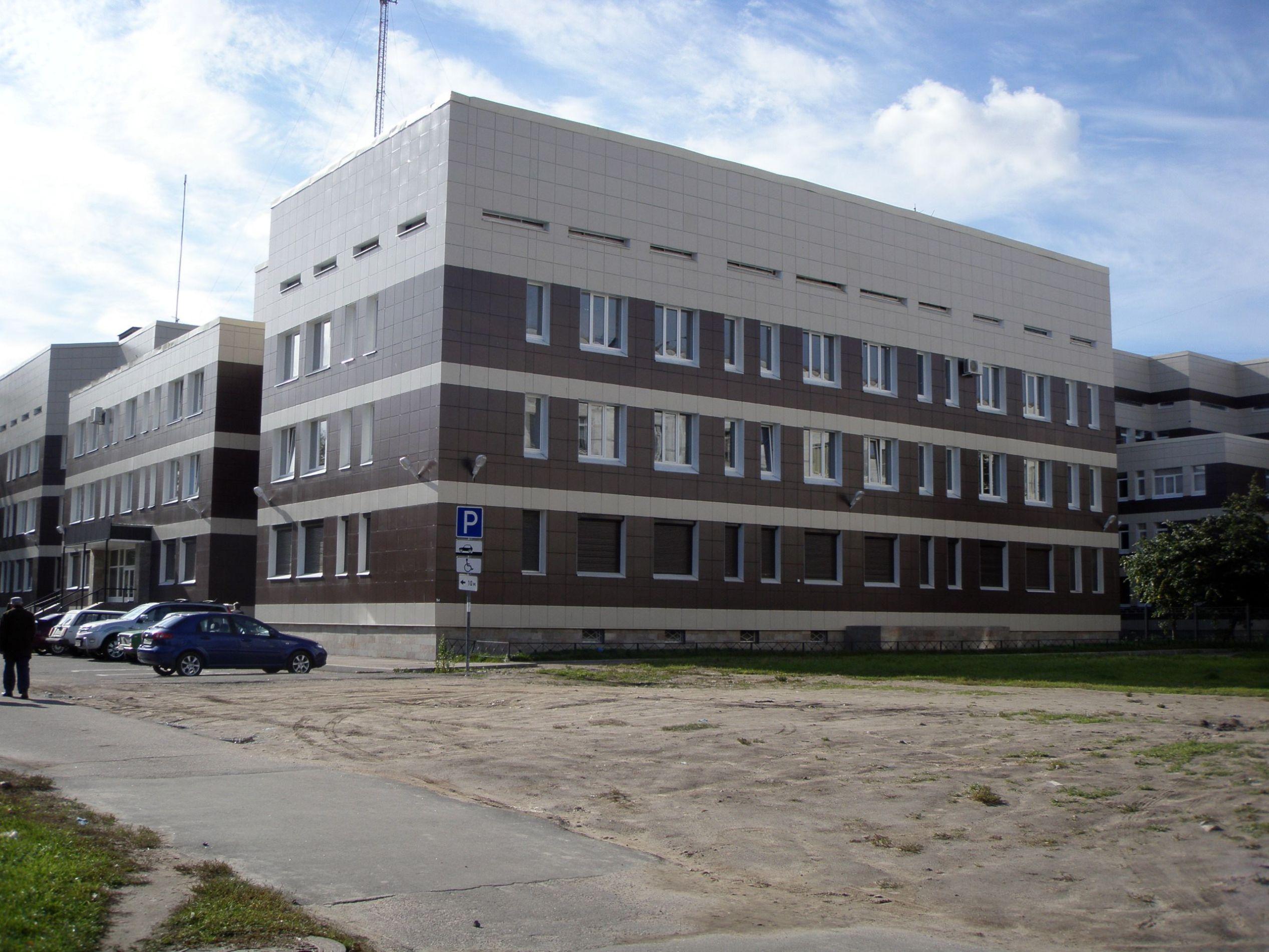 Поликлиники Санкт-Петербурга