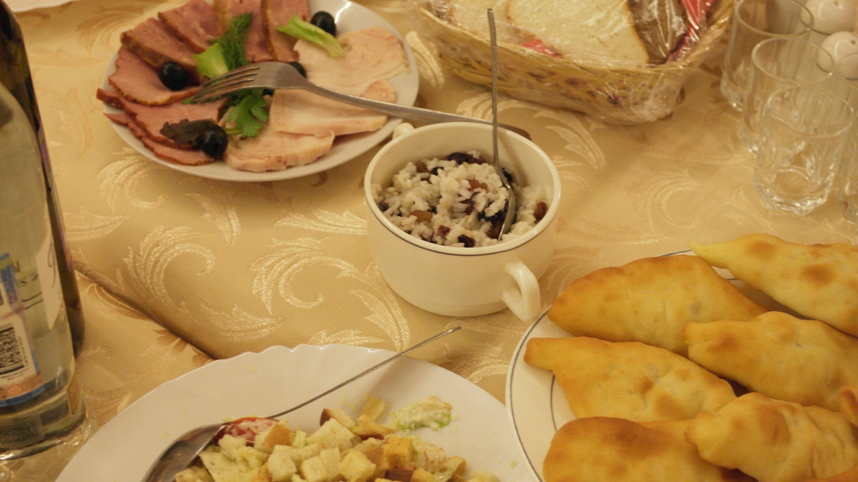 Рецепт кутьи на поминальный обед